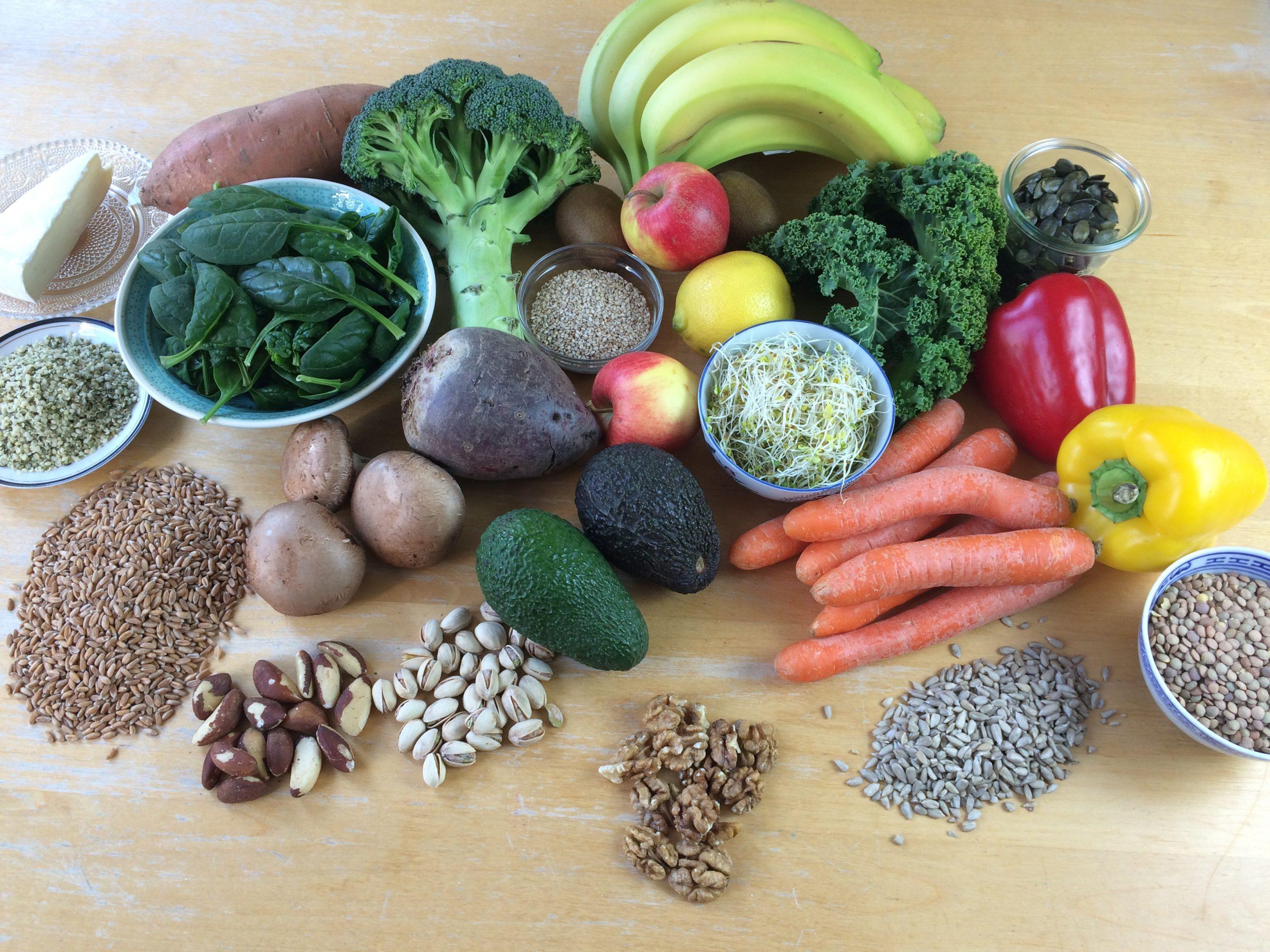 5 Tipps zu gesunder Ernährung